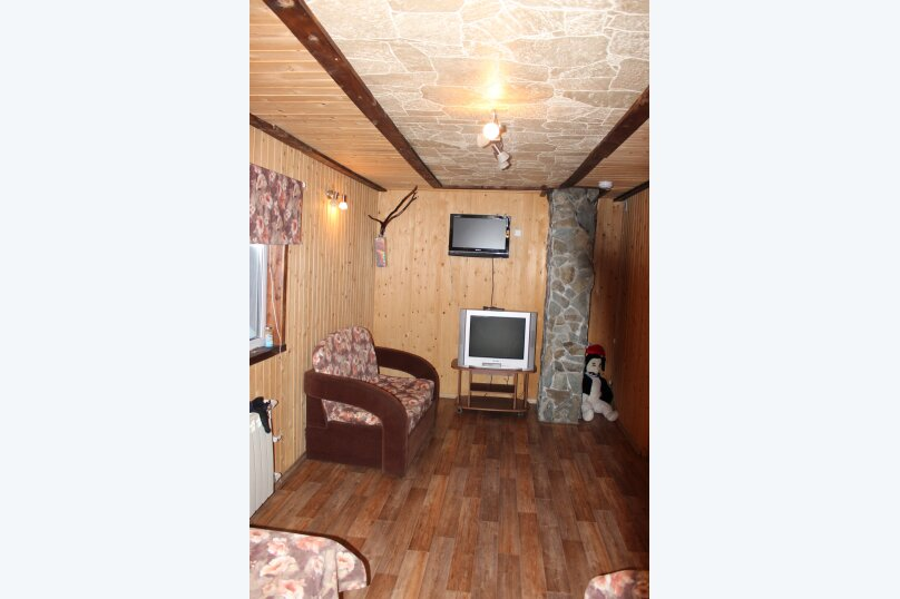 Коттедж, 90 кв.м. на 8 человек, 2 спальни, Юбилейная улица, 1, Шерегеш - Фотография 9