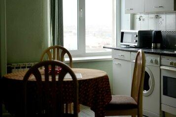 2-комн. квартира, 57 кв.м. на 4 человека, улица Цвиллинга, Челябинск - Фотография 3