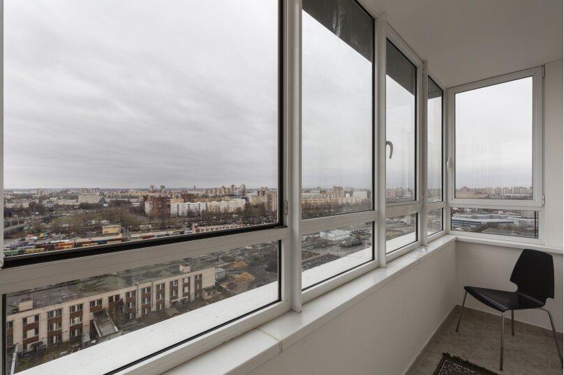 1-комн. квартира, 35 кв.м. на 2 человека, Кронштадтская улица, 13/2, Санкт-Петербург - Фотография 22