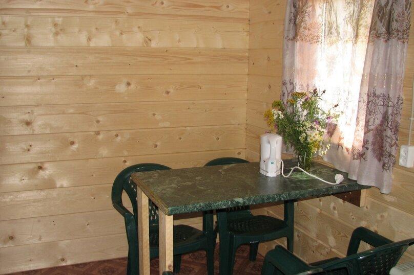 Дом, 24 кв.м. на 4 человека, 1 спальня, Янишполе, Мережнаволок, Кондопога - Фотография 6