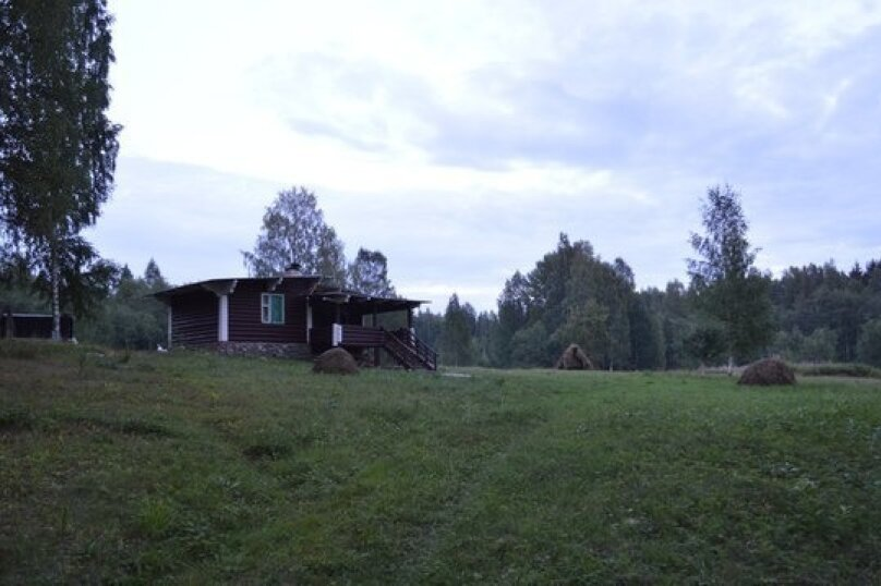 Дом на берегу оз.Салонъярви, 50 кв.м. на 5 человек, 1 спальня, Суоярвское лесничество, Квартал 56. Выдел А, Суоярви - Фотография 3