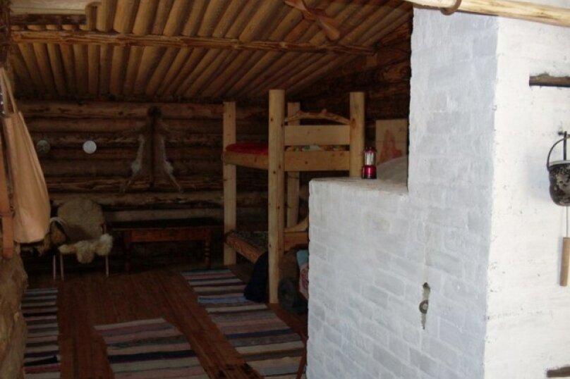 Дом на берегу оз.Салонъярви, 50 кв.м. на 5 человек, 1 спальня, Суоярвское лесничество, Квартал 56. Выдел А, Суоярви - Фотография 4