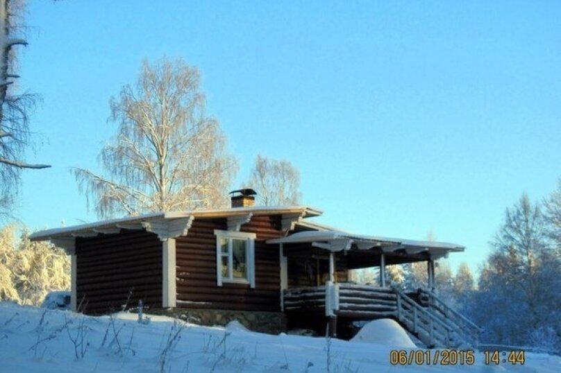 Дом на берегу оз.Салонъярви, 50 кв.м. на 5 человек, 1 спальня, Суоярвское лесничество, Квартал 56. Выдел А, Суоярви - Фотография 5