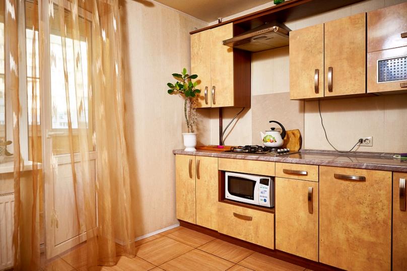 2-комн. квартира, 55 кв.м. на 4 человека, улица Пухова, 23А, Калуга - Фотография 6