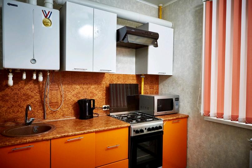 2-комн. квартира, 37 кв.м. на 4 человека, переулок Каракозова, 10, Калуга - Фотография 3