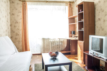 1-комн. квартира, 35 кв.м. на 4 человека, улица Максима Горького, Нижний Новгород - Фотография 1
