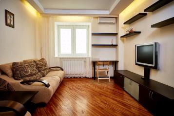 2-комн. квартира, 55 кв.м. на 4 человека, Григоров переулок, 14, Калуга - Фотография 1