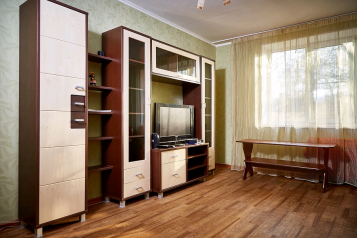 2-комн. квартира, 55 кв.м. на 4 человека, улица Пухова, Калуга - Фотография 3
