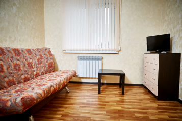 2-комн. квартира, 37 кв.м. на 4 человека, переулок Каракозова, 10, Калуга - Фотография 1