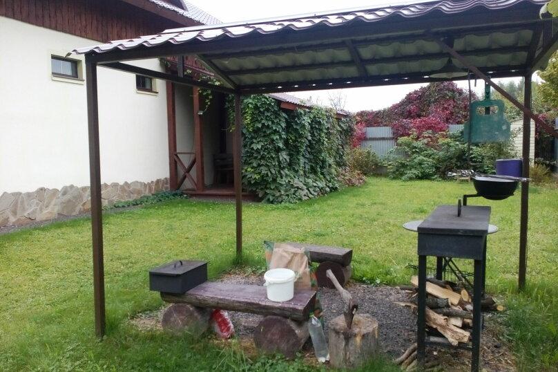Коттедж с баней, 180 кв.м. на 10 человек, 3 спальни, село Никоновское, 1, Бронницы - Фотография 4