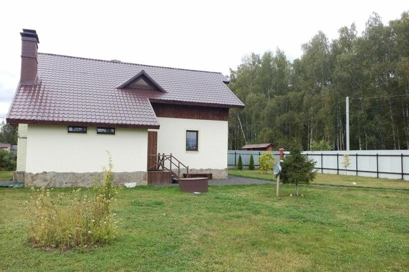 Коттедж с баней, 180 кв.м. на 10 человек, 3 спальни, село Никоновское, 1, Бронницы - Фотография 5