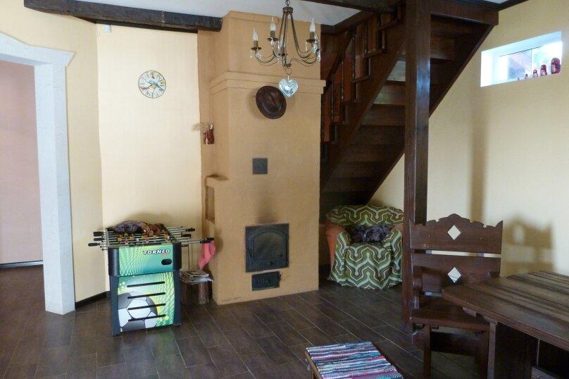 Коттедж с баней, 180 кв.м. на 10 человек, 3 спальни, село Никоновское, 1, Бронницы - Фотография 13