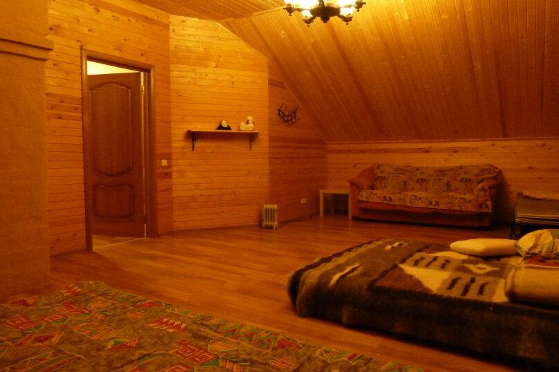 Коттедж с баней, 180 кв.м. на 10 человек, 3 спальни, село Никоновское, 1, Бронницы - Фотография 18
