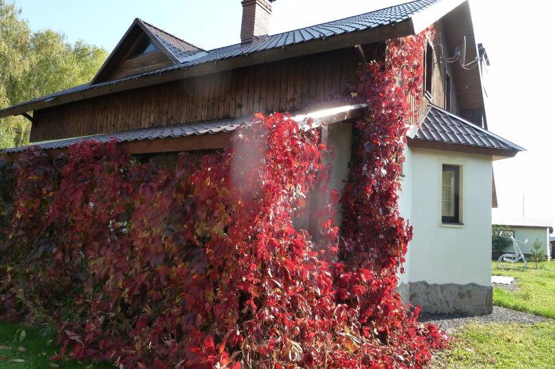 Коттедж с баней, 180 кв.м. на 10 человек, 3 спальни, село Никоновское, 1, Бронницы - Фотография 20