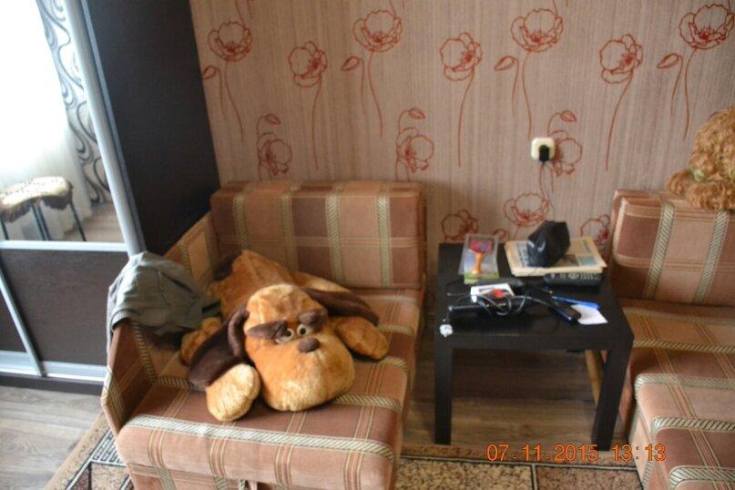 1-комн. квартира, 38 кв.м. на 5 человек, Горная улица, 35Б, Дивноморское - Фотография 9