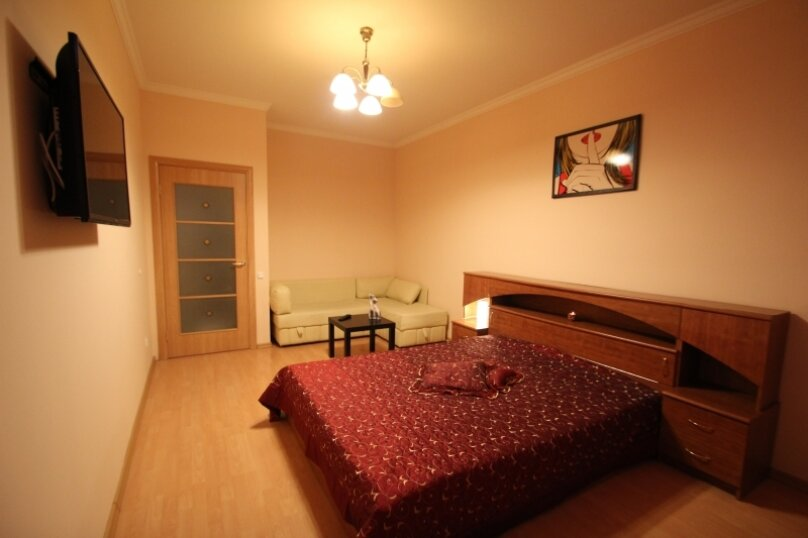 1-комн. квартира, 46 кв.м. на 2 человека, проспект Славы, 52к1, Санкт-Петербург - Фотография 1