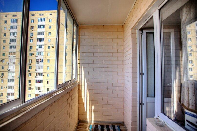 1-комн. квартира, 43 кв.м. на 4 человека, Революции 1905 года, 31а, Воронеж - Фотография 4