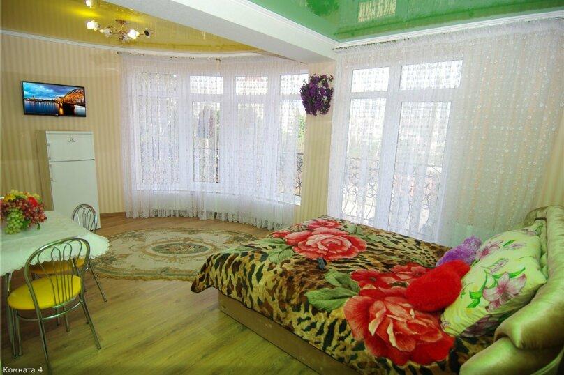 1-комн. квартира, 42 кв.м. на 3 человека, улица Саранчева, 34, Алушта - Фотография 5