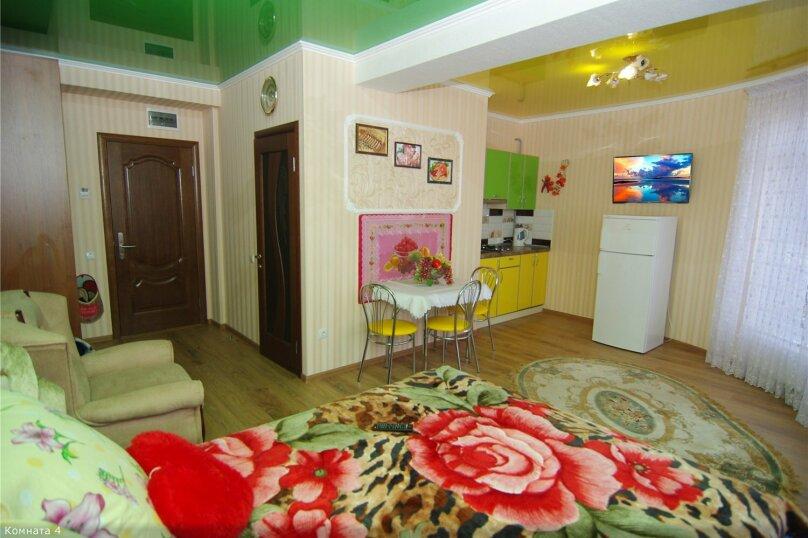 1-комн. квартира, 42 кв.м. на 3 человека, улица Саранчева, 34, Алушта - Фотография 6