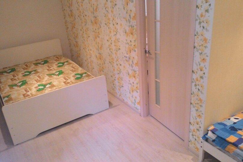 2-комн. квартира, 44 кв.м. на 5 человек, улица Тимофея Кривова, 9, Чебоксары - Фотография 25