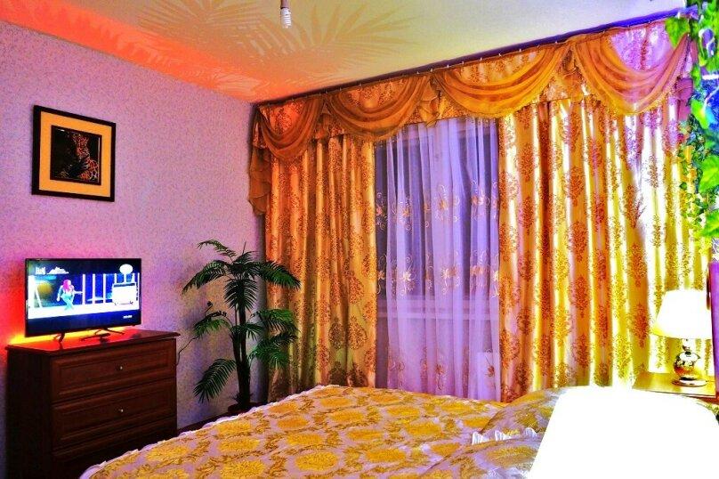 2-комн. квартира, 65 кв.м. на 6 человек, Московский микрорайон, 21, Иваново - Фотография 2