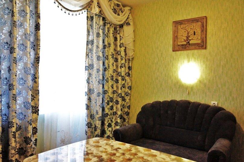 2-комн. квартира, 65 кв.м. на 6 человек, Московский микрорайон, 21, Иваново - Фотография 7