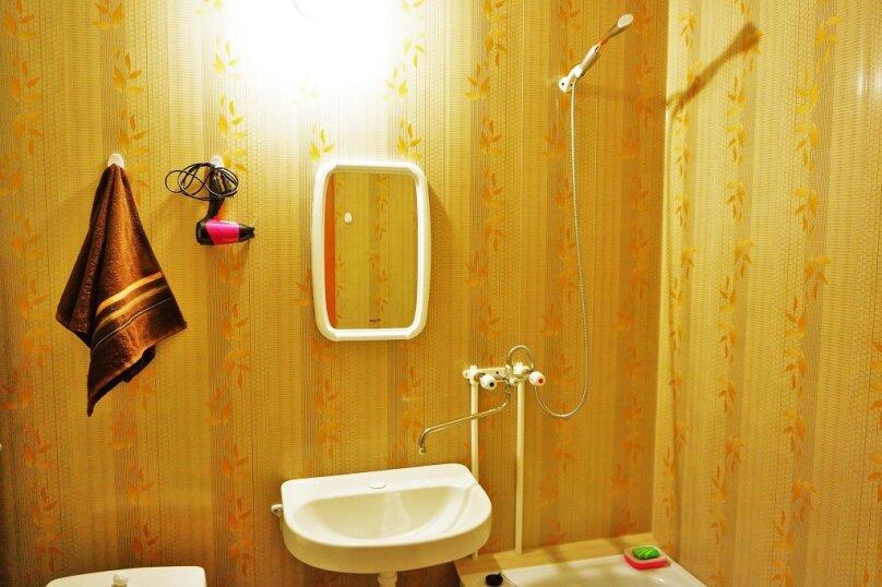 2-комн. квартира, 65 кв.м. на 6 человек, Московский микрорайон, 21, Иваново - Фотография 9