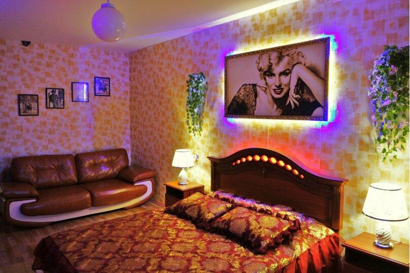 2-комн. квартира, 65 кв.м. на 6 человек, Московский микрорайон, 20, Иваново - Фотография 3