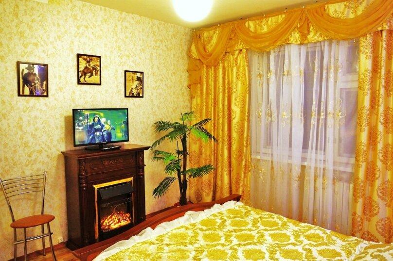 2-комн. квартира, 65 кв.м. на 6 человек, Московский микрорайон, 20, Иваново - Фотография 5