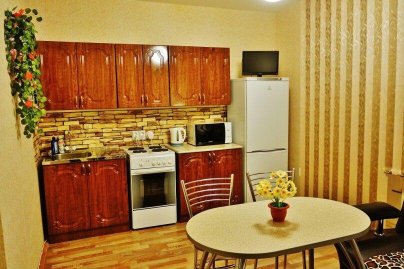 2-комн. квартира, 65 кв.м. на 6 человек, Московский микрорайон, 20, Иваново - Фотография 6