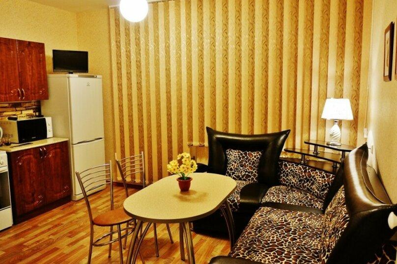 2-комн. квартира, 65 кв.м. на 6 человек, Московский микрорайон, 20, Иваново - Фотография 7