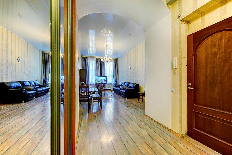 2-комн. квартира, 62 кв.м. на 4 человека, улица Некрасова, 38, метро Восстания пл., Санкт-Петербург - Фотография 2