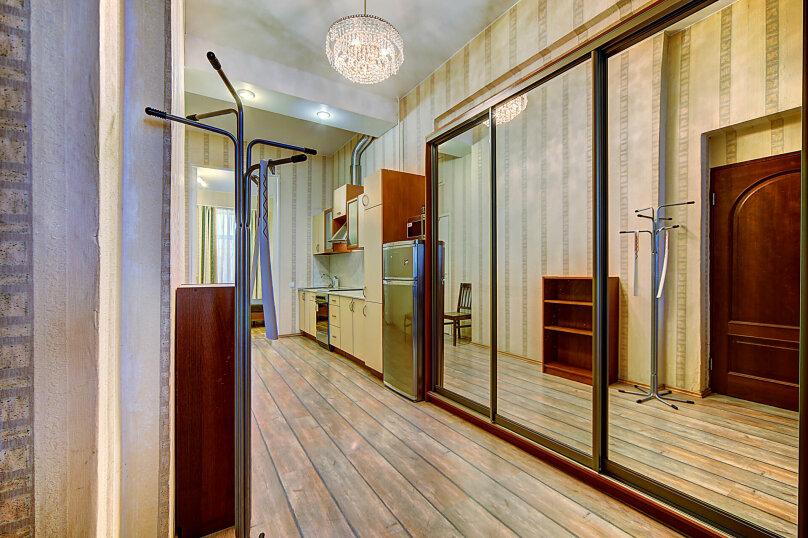 2-комн. квартира, 62 кв.м. на 4 человека, улица Некрасова, 38, метро Восстания пл., Санкт-Петербург - Фотография 4
