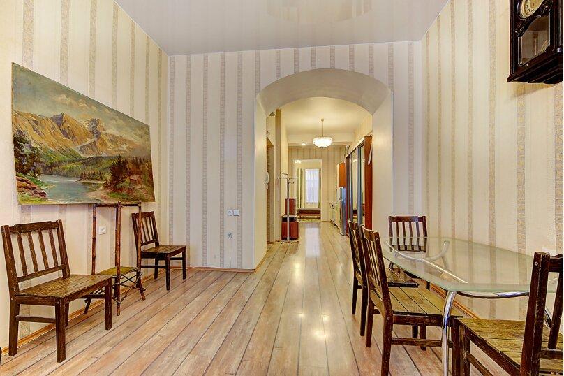2-комн. квартира, 62 кв.м. на 4 человека, улица Некрасова, 38, метро Восстания пл., Санкт-Петербург - Фотография 9