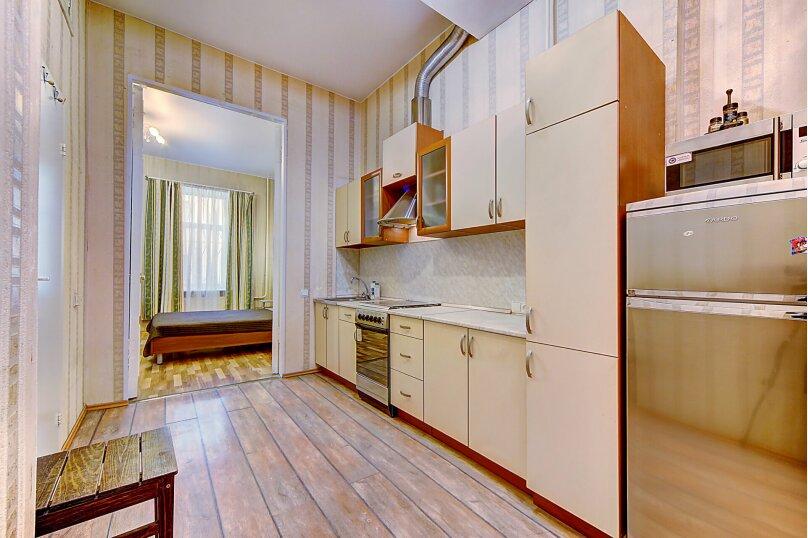 2-комн. квартира, 62 кв.м. на 4 человека, улица Некрасова, 38, метро Восстания пл., Санкт-Петербург - Фотография 11