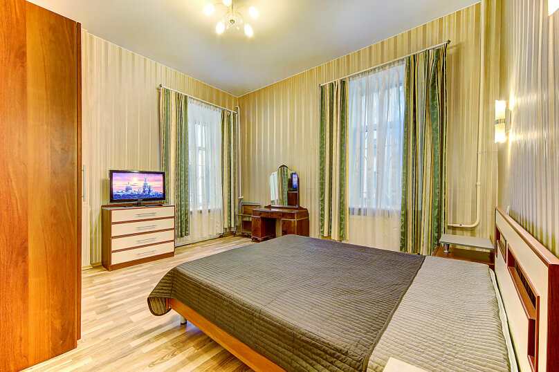 2-комн. квартира, 62 кв.м. на 4 человека, улица Некрасова, 38, метро Восстания пл., Санкт-Петербург - Фотография 13