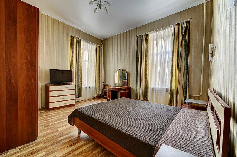 2-комн. квартира, 62 кв.м. на 4 человека, улица Некрасова, 38, метро Восстания пл., Санкт-Петербург - Фотография 18