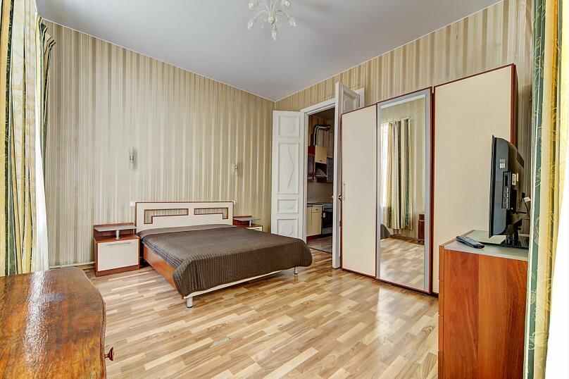 2-комн. квартира, 62 кв.м. на 4 человека, улица Некрасова, 38, метро Восстания пл., Санкт-Петербург - Фотография 19