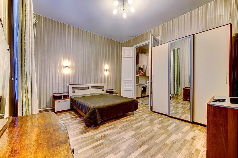 2-комн. квартира, 62 кв.м. на 4 человека, улица Некрасова, 38, метро Восстания пл., Санкт-Петербург - Фотография 24