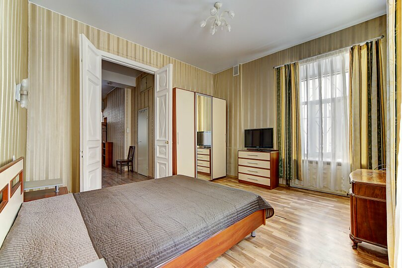 2-комн. квартира, 62 кв.м. на 4 человека, улица Некрасова, 38, метро Восстания пл., Санкт-Петербург - Фотография 25