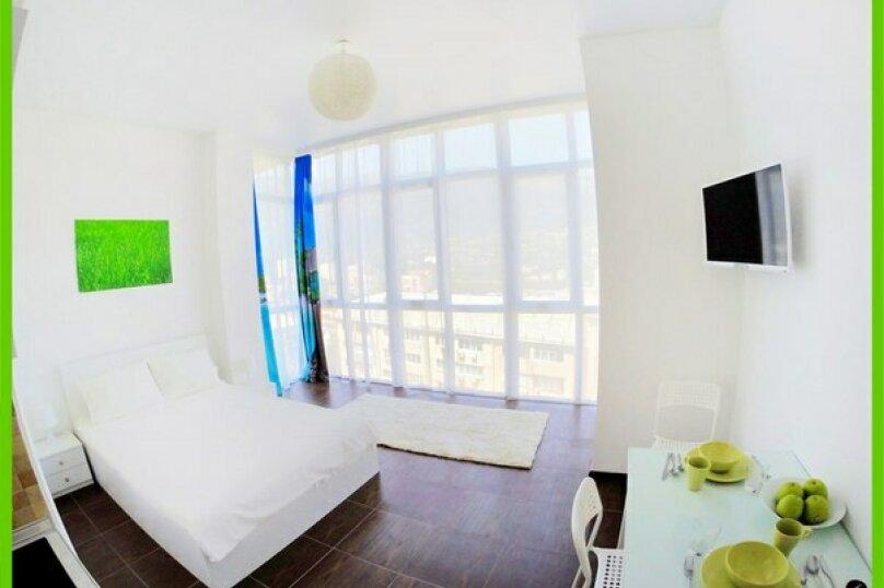 1-комн. квартира, 24 кв.м. на 2 человека, Суворовская улица, 8, Ялта - Фотография 8