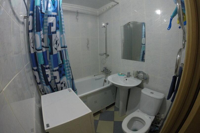 2-комн. квартира, 50 кв.м. на 5 человек, улица Степана Халтурина, 53, Уфа - Фотография 7