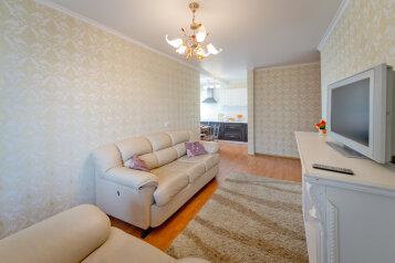 2-комн. квартира, 60 кв.м. на 4 человека, проспект Ленина, 38/179, Челябинск - Фотография 3