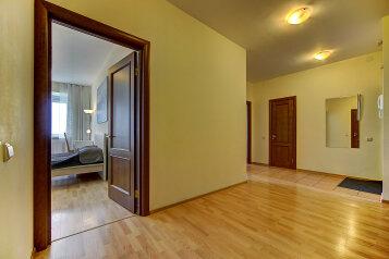 2-комн. квартира, 60 кв.м. на 6 человек, Коломяжский проспект, метро Пионерская, Санкт-Петербург - Фотография 3