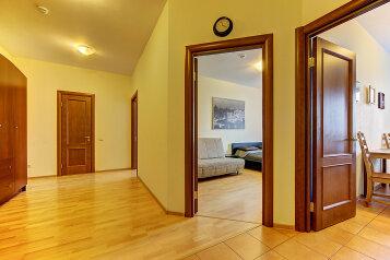 2-комн. квартира, 60 кв.м. на 6 человек, Коломяжский проспект, метро Пионерская, Санкт-Петербург - Фотография 4