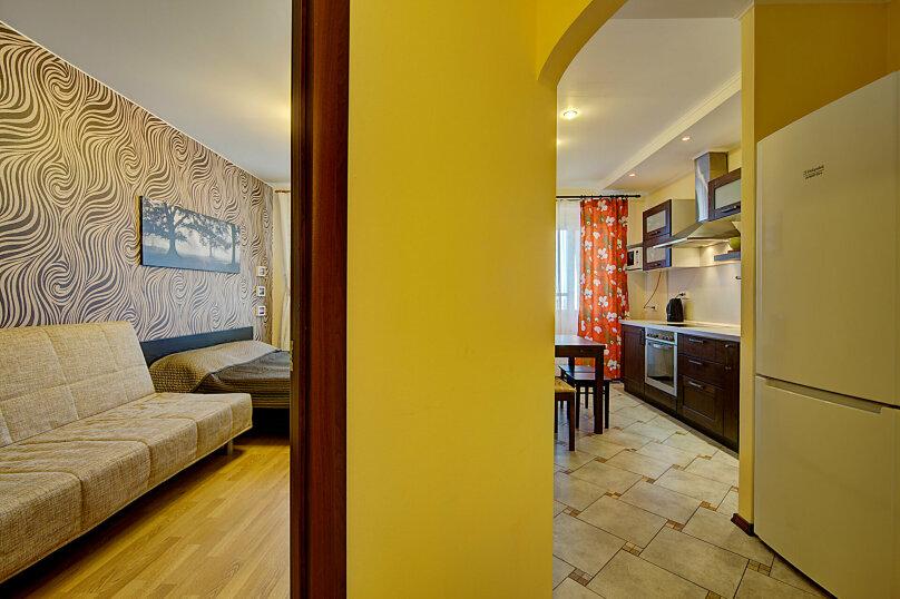 1-комн. квартира, 35 кв.м. на 4 человека, Коломяжский проспект, 15к1, метро Пионерская, Санкт-Петербург - Фотография 5