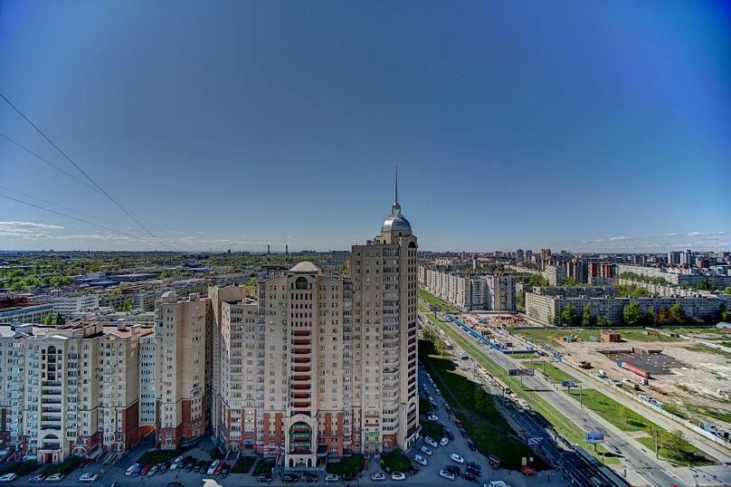 1-комн. квартира, 35 кв.м. на 4 человека, Коломяжский проспект, 15к1, метро Пионерская, Санкт-Петербург - Фотография 17