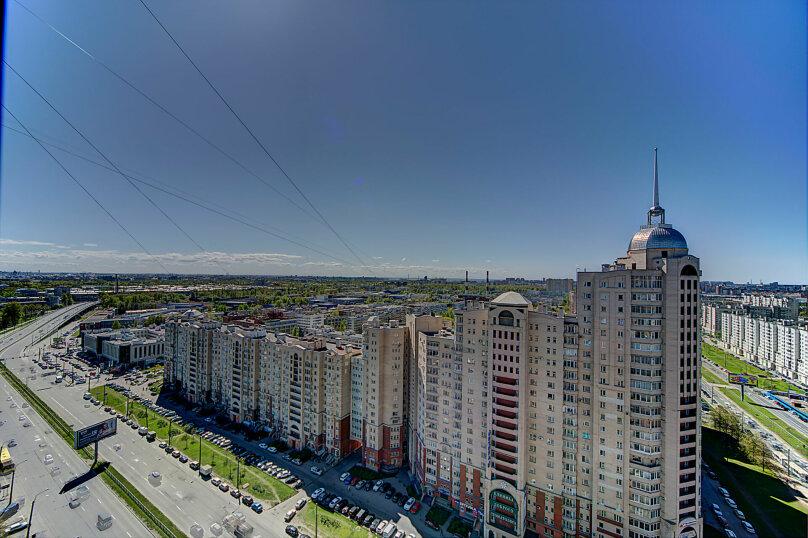 1-комн. квартира, 35 кв.м. на 4 человека, Коломяжский проспект, 15к1, метро Пионерская, Санкт-Петербург - Фотография 19