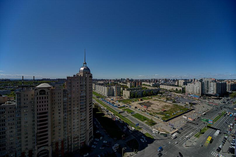 1-комн. квартира, 35 кв.м. на 4 человека, Коломяжский проспект, 15к1, метро Пионерская, Санкт-Петербург - Фотография 20