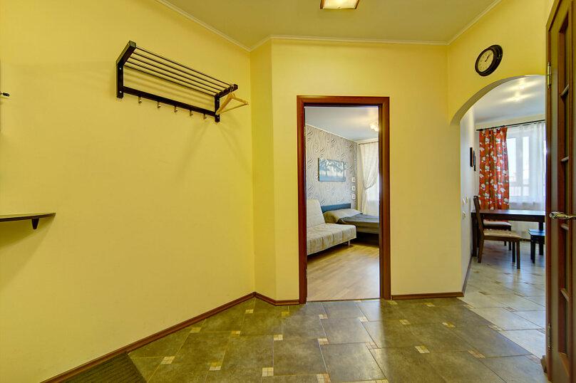 1-комн. квартира, 35 кв.м. на 4 человека, Коломяжский проспект, 15к1, метро Пионерская, Санкт-Петербург - Фотография 11